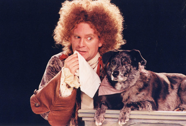 David Marr & Jinx, The Two Gentlemen of Verona (2001)